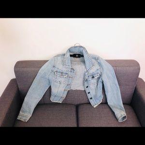Premium Highway Jeans- Jean Jacket